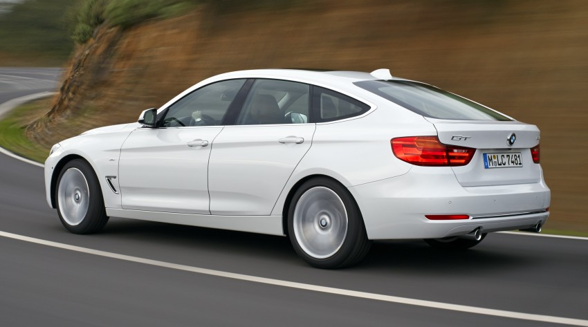 BMW 3-Series Gran Turismo – the wraps come off Image #153134