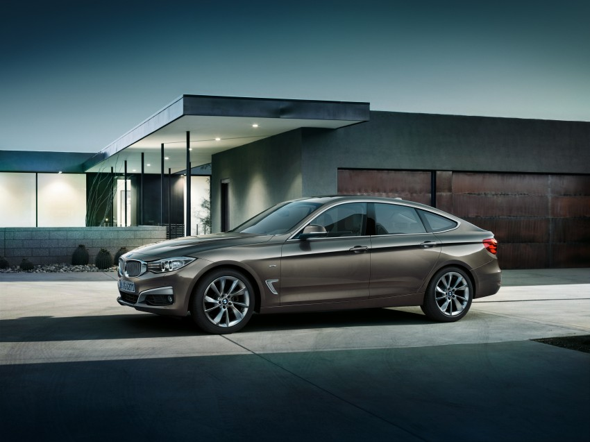 BMW 3-Series Gran Turismo – the wraps come off Image #153139