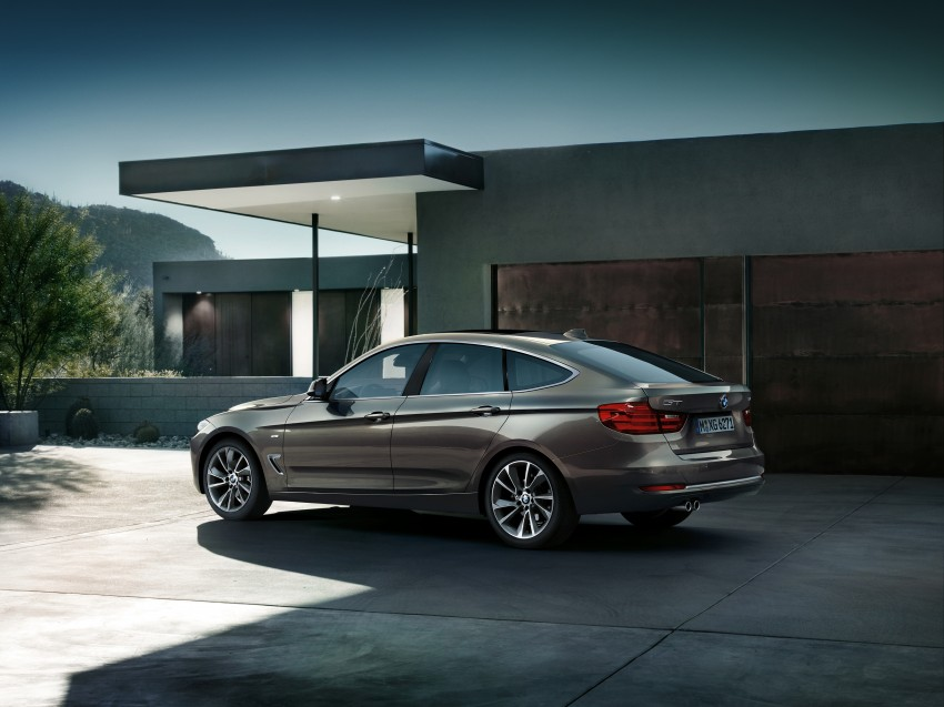 BMW 3-Series Gran Turismo – the wraps come off Image #153140