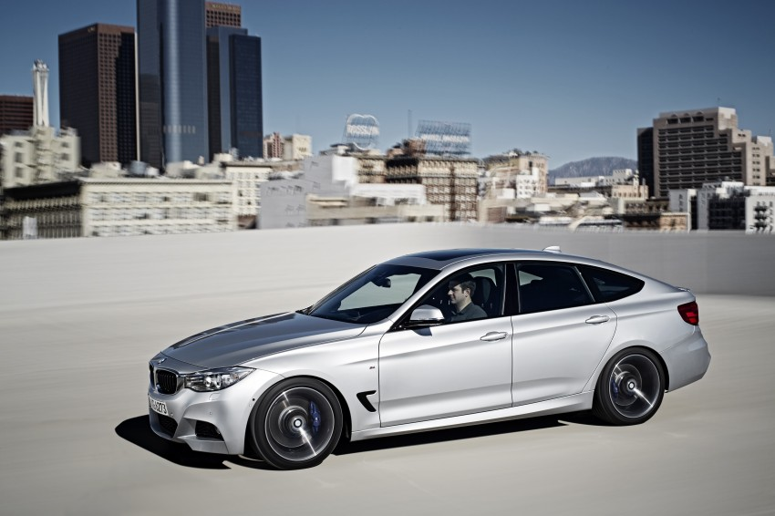 BMW 3-Series Gran Turismo – the wraps come off Image #153132