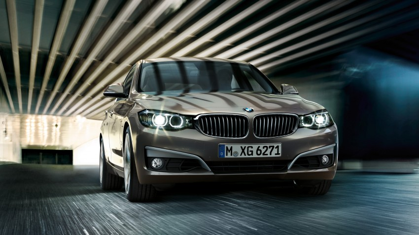 BMW 3-Series Gran Turismo – the wraps come off Image #153143