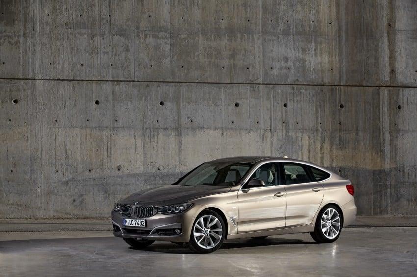 BMW 3-Series Gran Turismo – the wraps come off Image #153144