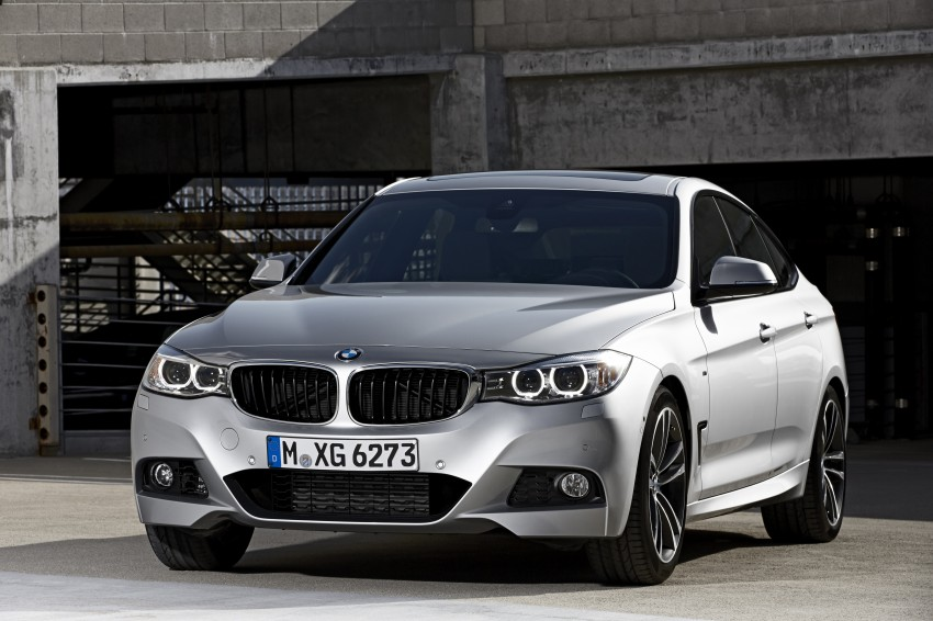 BMW 3-Series Gran Turismo – the wraps come off Image #153145