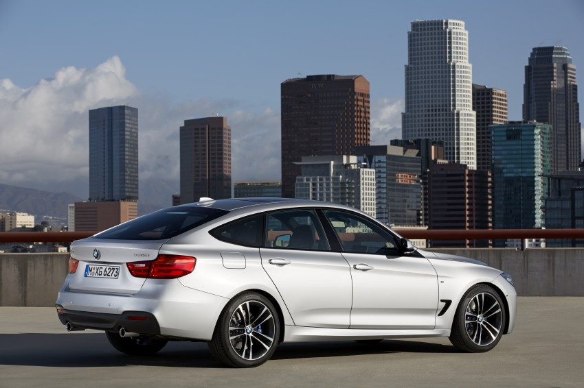 BMW 3-Series Gran Turismo – the wraps come off Image #153146