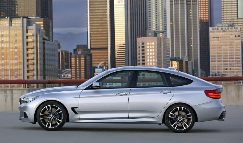 BMW 3-Series Gran Turismo – the wraps come off Image #153147