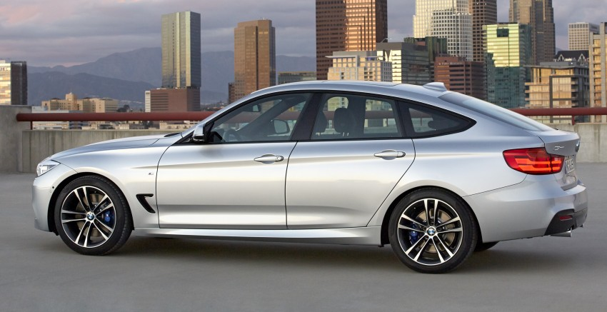 BMW 3-Series Gran Turismo – the wraps come off Image #153148