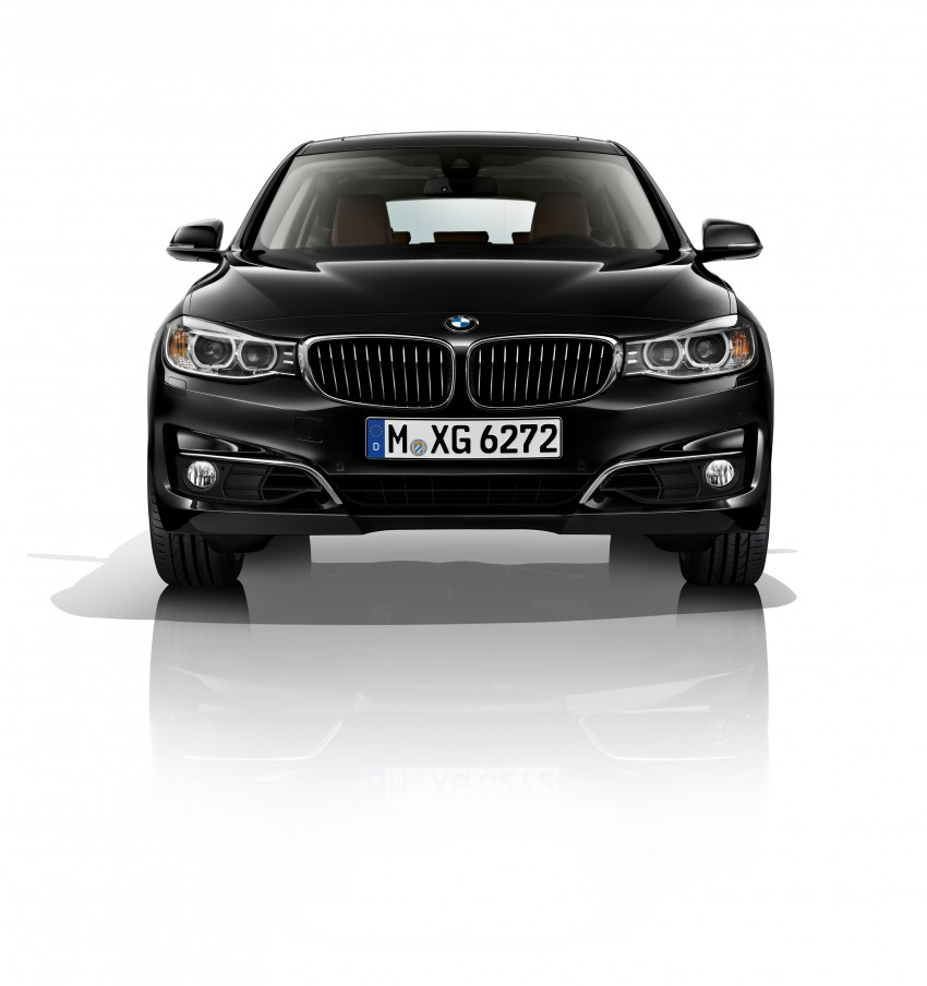 BMW 3-Series Gran Turismo – the wraps come off Image #153152