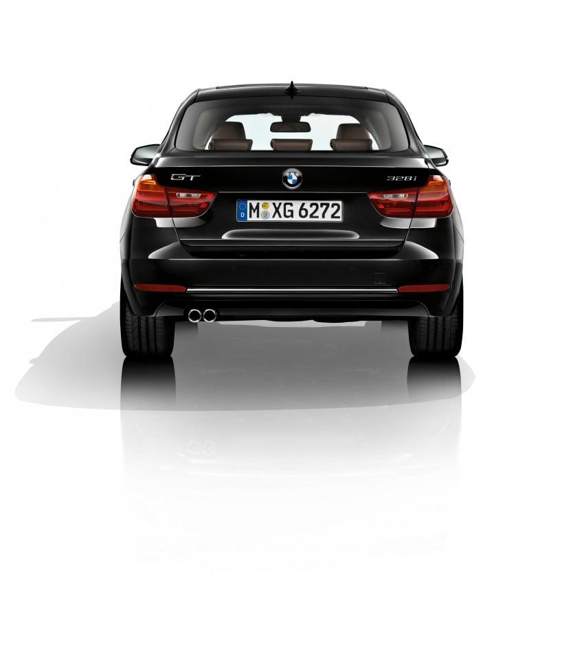 BMW 3-Series Gran Turismo – the wraps come off Image #153153