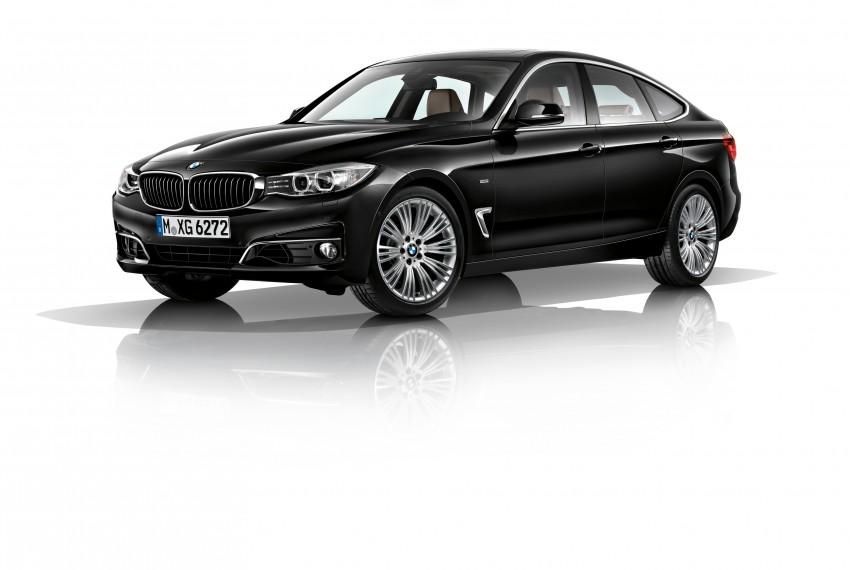 BMW 3-Series Gran Turismo – the wraps come off Image #153155