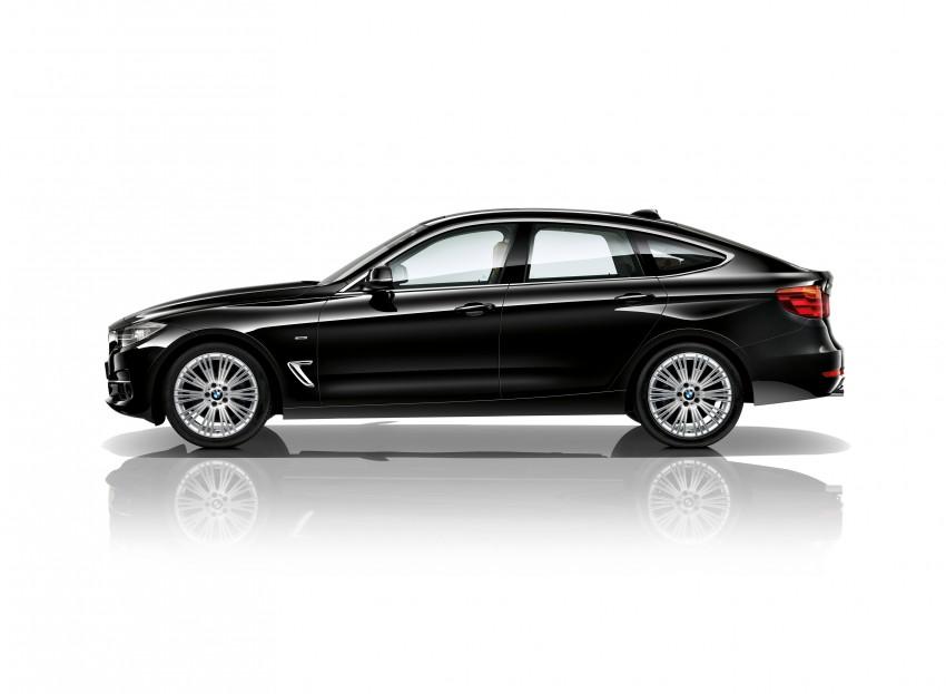 BMW 3-Series Gran Turismo – the wraps come off Image #153156