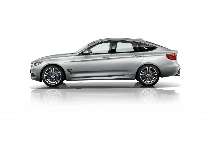 BMW 3-Series Gran Turismo – the wraps come off Image #153157