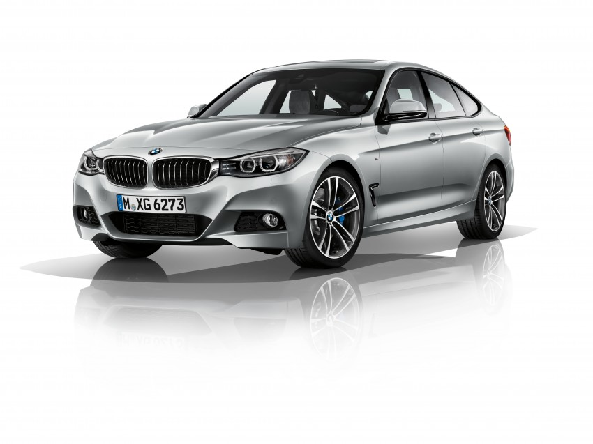 BMW 3-Series Gran Turismo – the wraps come off Image #153159