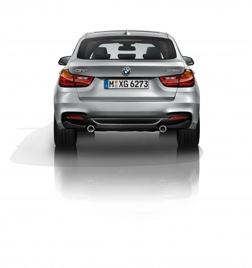 BMW 3-Series Gran Turismo – the wraps come off Image #153160