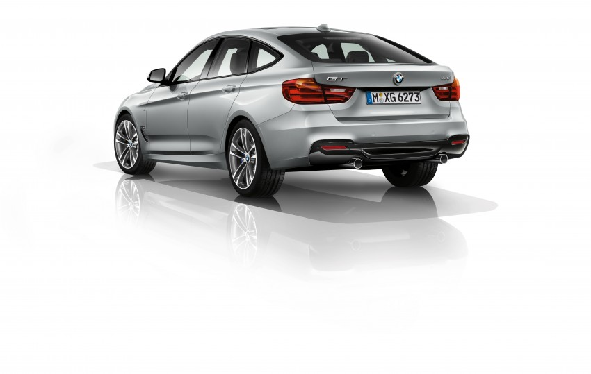 BMW 3-Series Gran Turismo – the wraps come off Image #153161