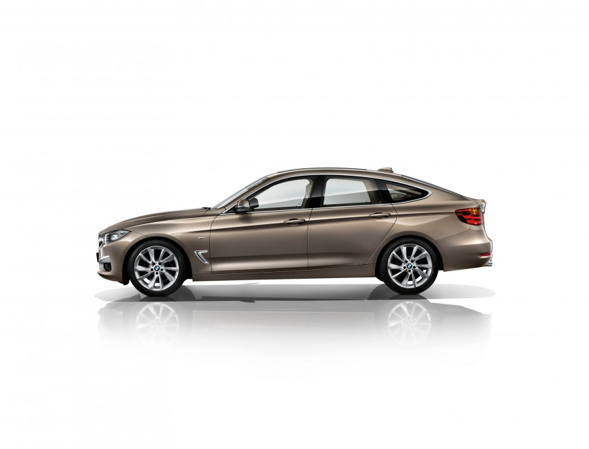 BMW 3-Series Gran Turismo – the wraps come off Image #153166