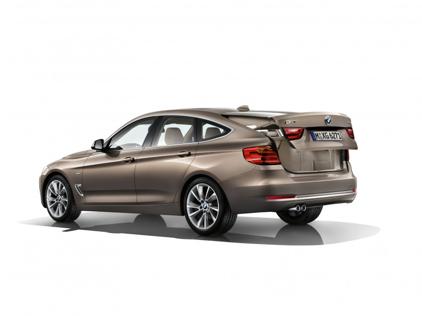 BMW 3-Series Gran Turismo – the wraps come off Image #153168