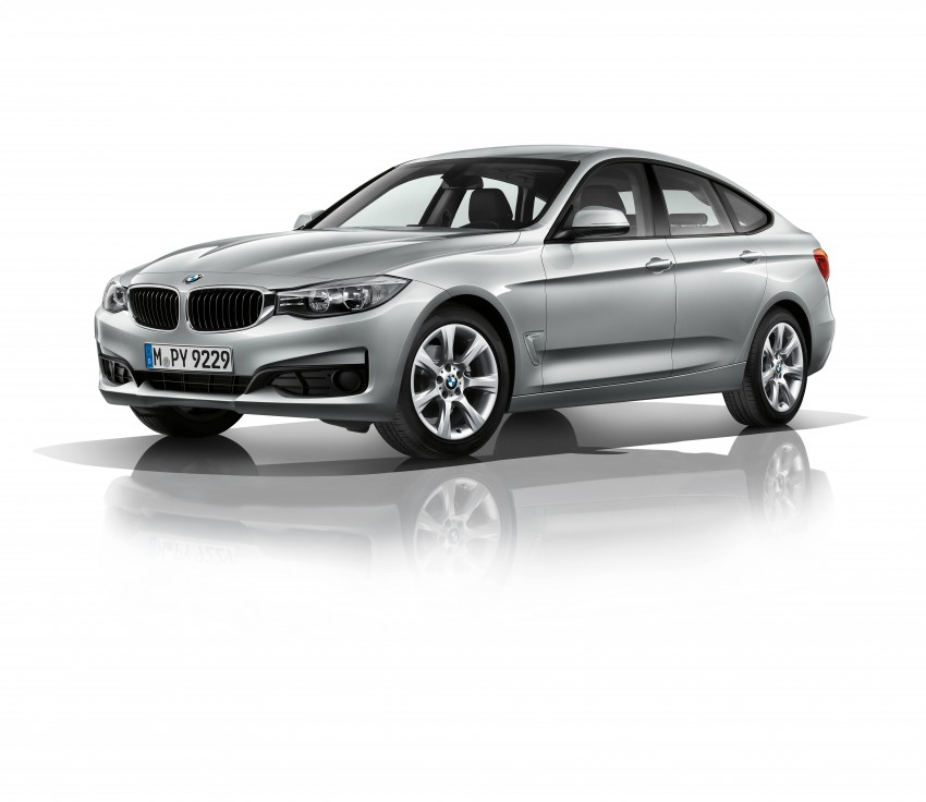 BMW 3-Series Gran Turismo – the wraps come off Image #153169