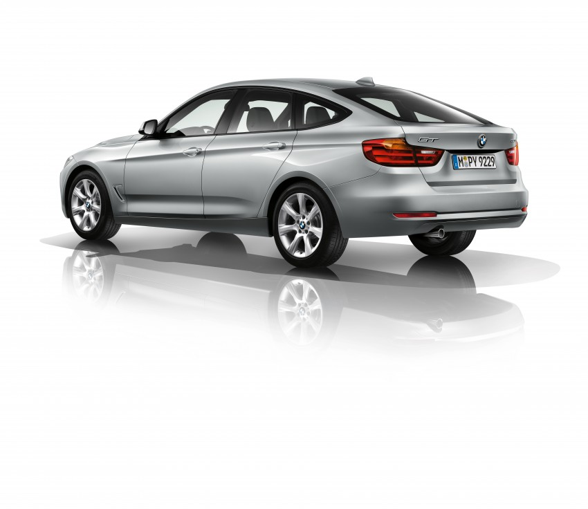 BMW 3-Series Gran Turismo – the wraps come off Image #153172