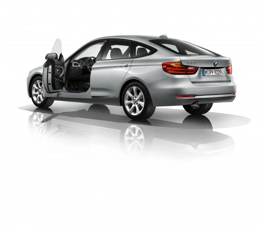 BMW 3-Series Gran Turismo – the wraps come off Image #153173