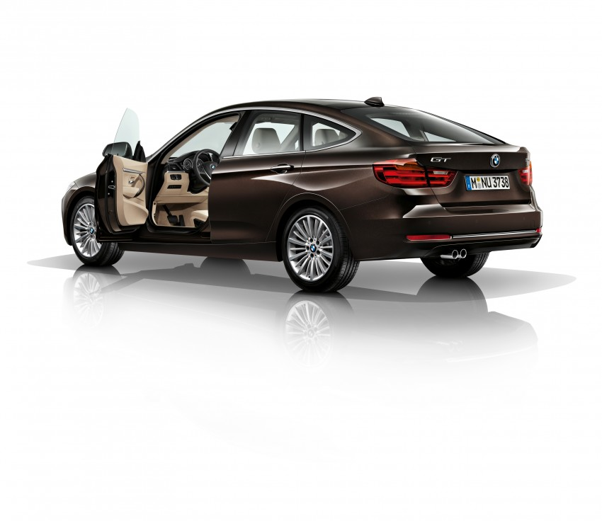 BMW 3-Series Gran Turismo – the wraps come off Image #153178