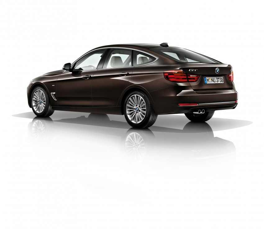 BMW 3-Series Gran Turismo – the wraps come off Image #153179