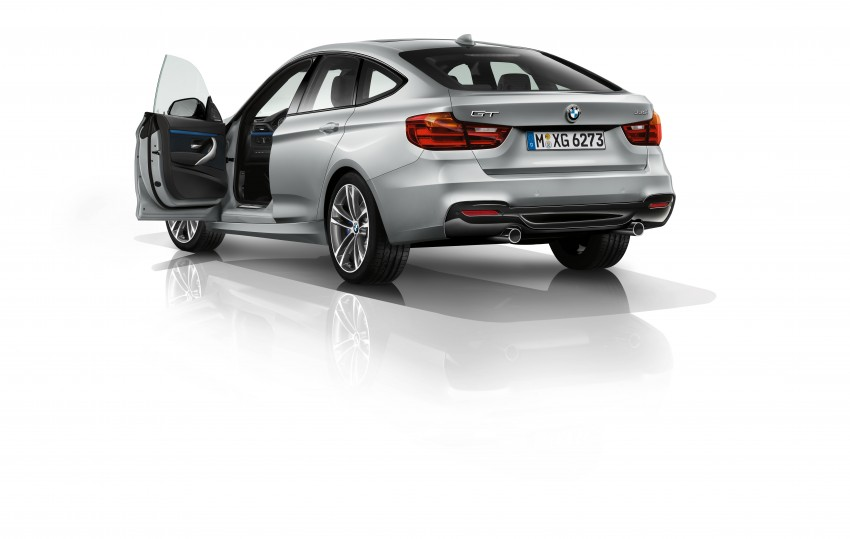 BMW 3-Series Gran Turismo – the wraps come off Image #153180