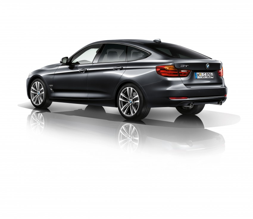 BMW 3-Series Gran Turismo – the wraps come off Image #153182