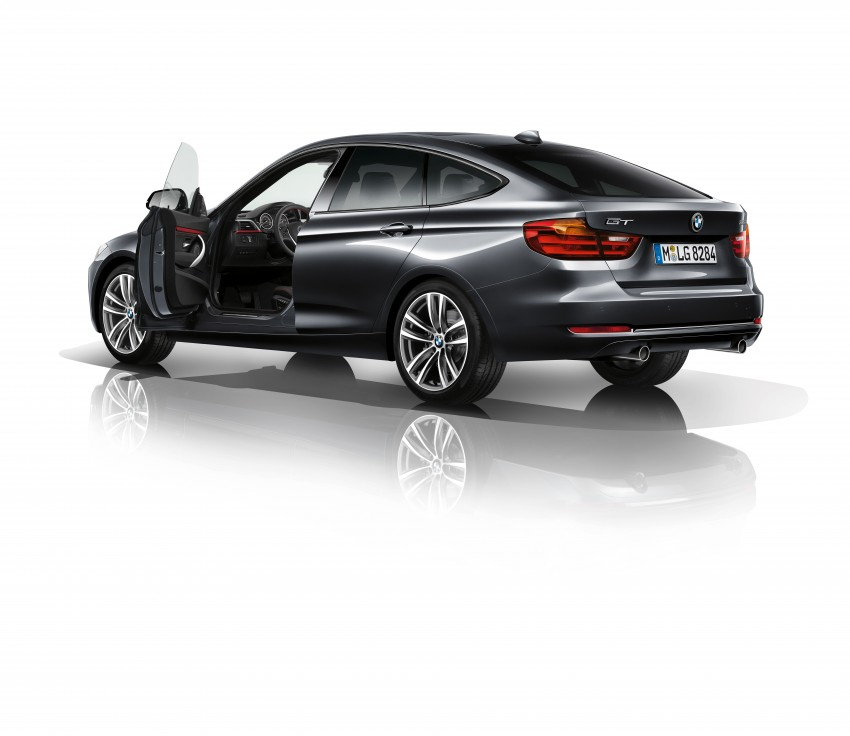 BMW 3-Series Gran Turismo – the wraps come off Image #153184