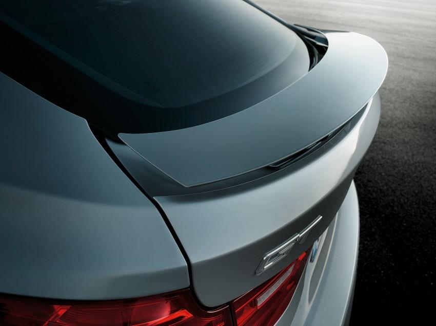 BMW 3-Series Gran Turismo – the wraps come off Image #153194