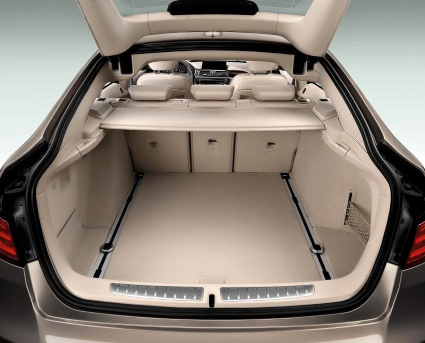 BMW 3-Series Gran Turismo – the wraps come off Image #153197