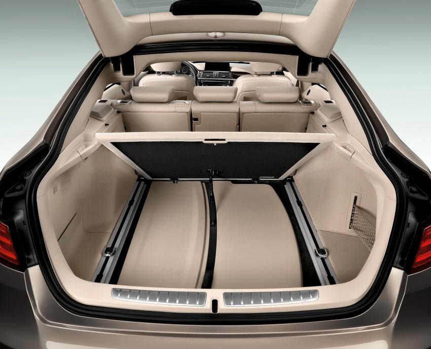 BMW 3-Series Gran Turismo – the wraps come off Image #153199