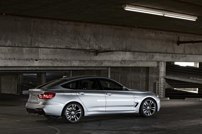 BMW 3-Series Gran Turismo – the wraps come off Image #153201