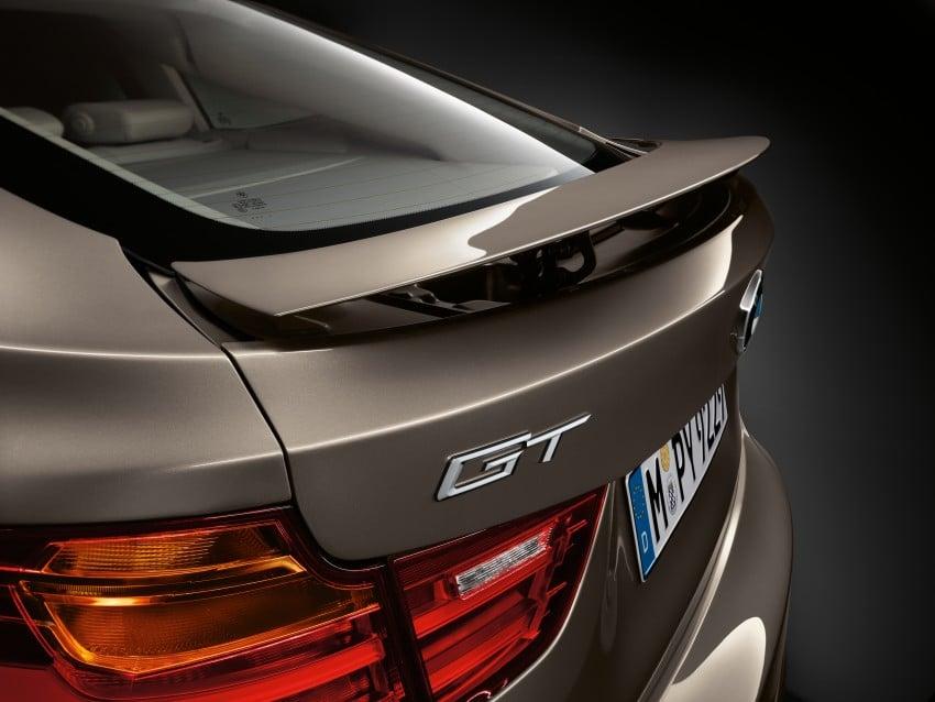 BMW 3-Series Gran Turismo – the wraps come off Image #153207
