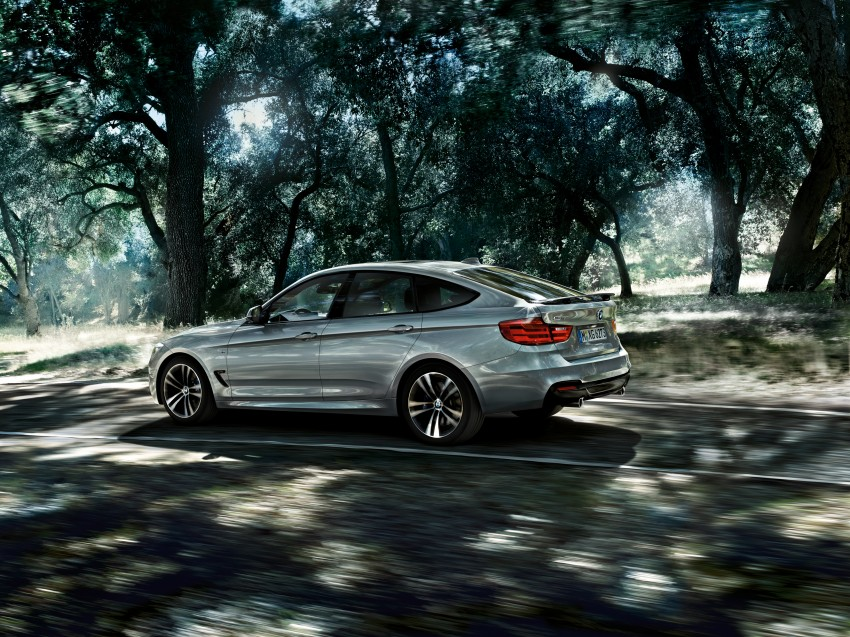 BMW 3-Series Gran Turismo – the wraps come off Image #153209