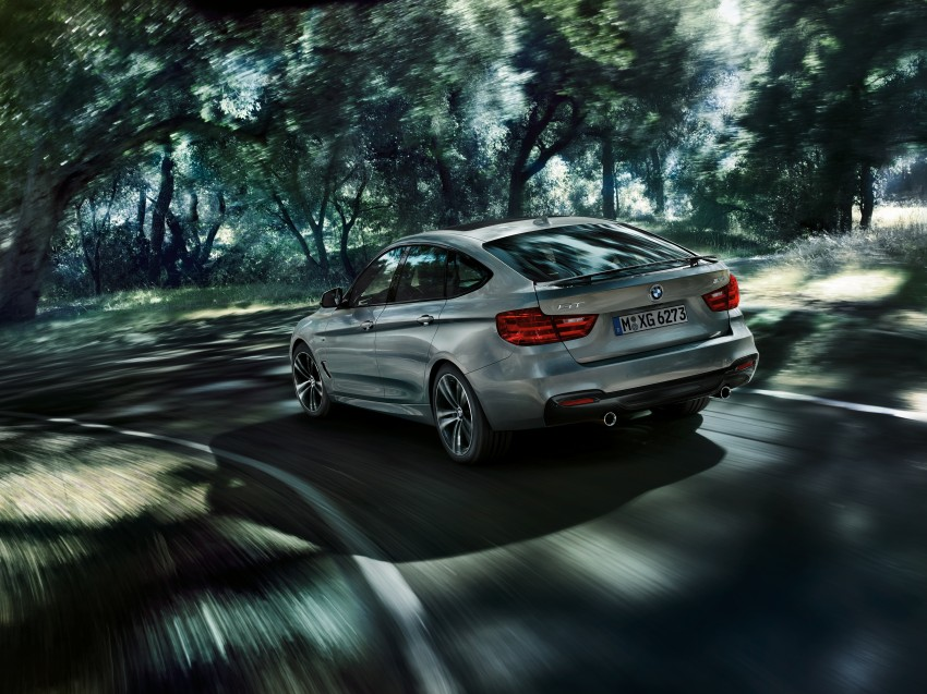 BMW 3-Series Gran Turismo – the wraps come off Image #153211