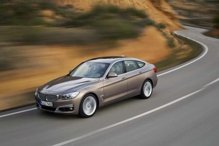 BMW 3-Series Gran Turismo – the wraps come off Image #153213
