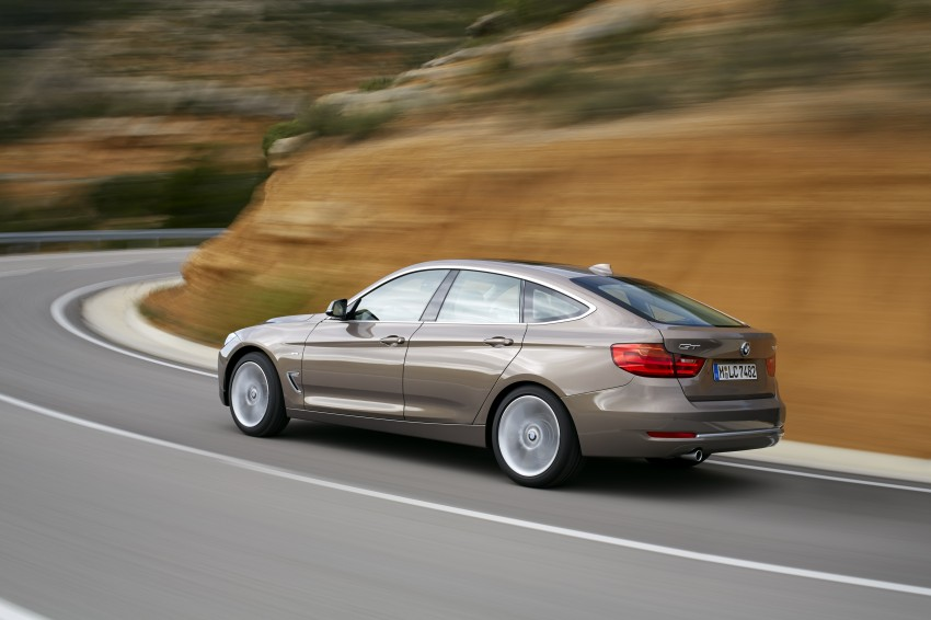 BMW 3-Series Gran Turismo – the wraps come off Image #153214