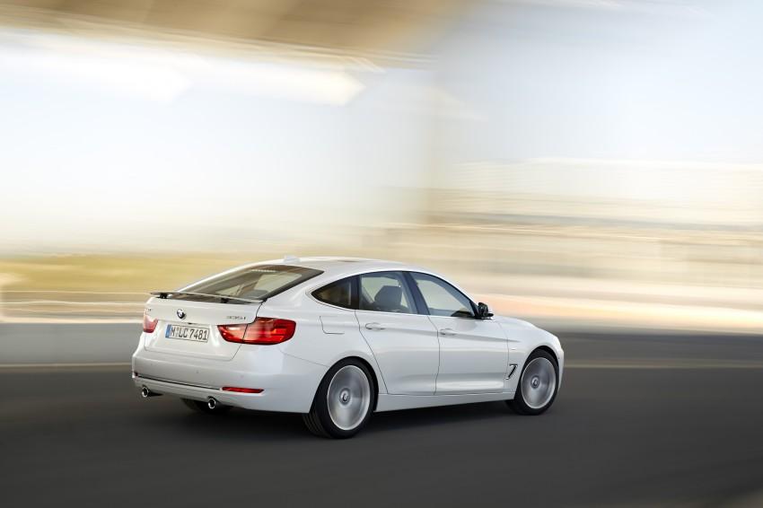 BMW 3-Series Gran Turismo – the wraps come off Image #153216