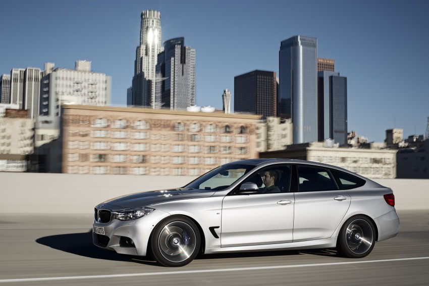 BMW 3-Series Gran Turismo – the wraps come off Image #153219