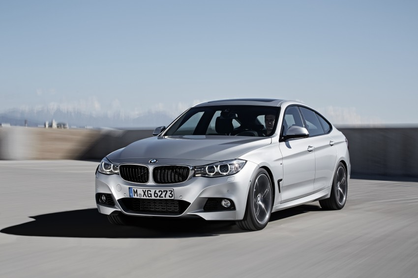 BMW 3-Series Gran Turismo – the wraps come off Image #153220