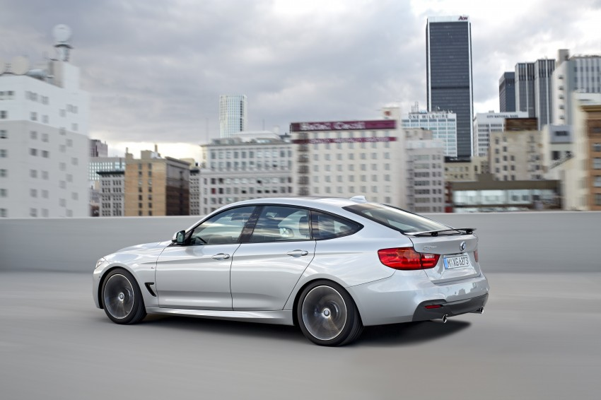 BMW 3-Series Gran Turismo – the wraps come off Image #153221