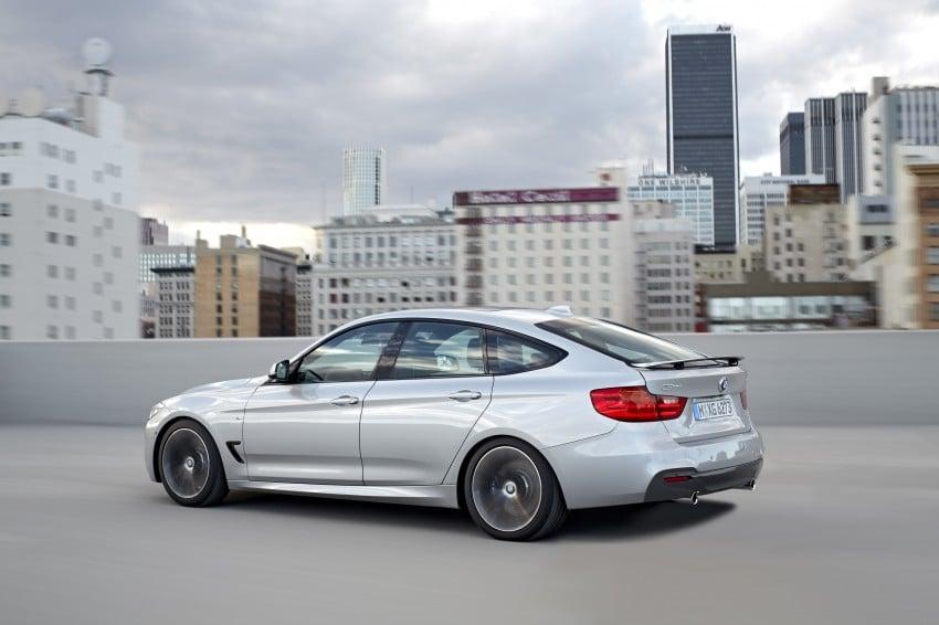 BMW 3-Series Gran Turismo – the wraps come off Image #153221