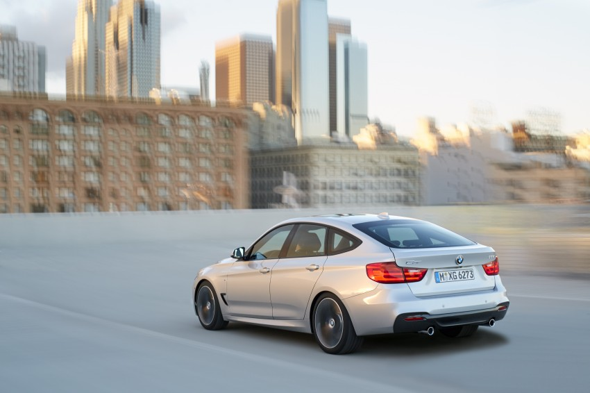 BMW 3-Series Gran Turismo – the wraps come off Image #153222