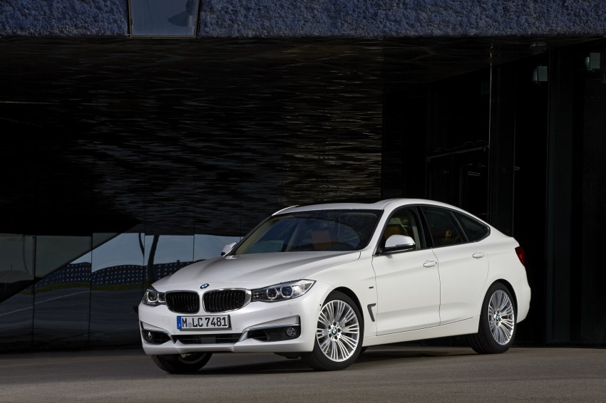 BMW 3-Series Gran Turismo – the wraps come off Image #153223