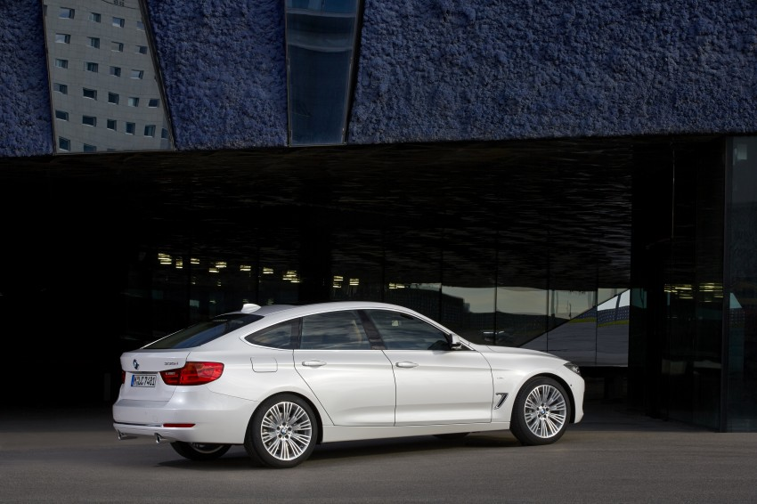 BMW 3-Series Gran Turismo – the wraps come off Image #153226