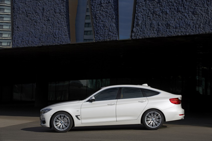 BMW 3-Series Gran Turismo – the wraps come off Image #153227
