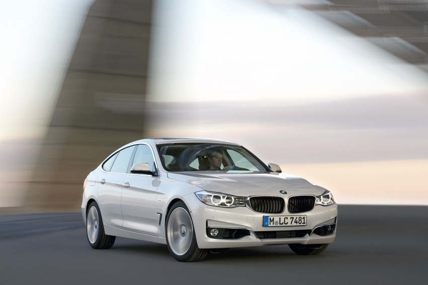 BMW 3-Series Gran Turismo – the wraps come off Image #153228