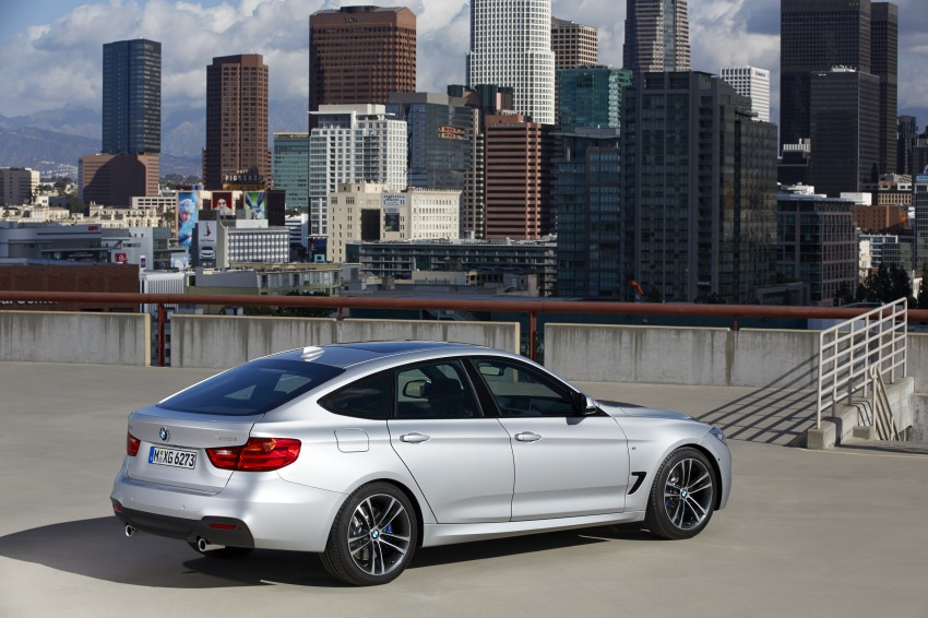BMW 3-Series Gran Turismo – the wraps come off Image #153229