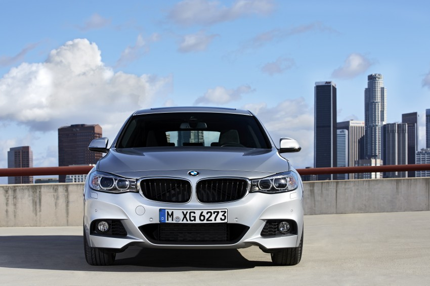BMW 3-Series Gran Turismo – the wraps come off Image #153231