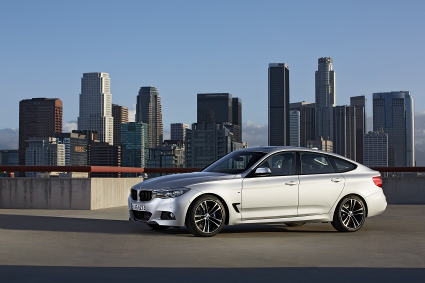 BMW 3-Series Gran Turismo – the wraps come off Image #153123